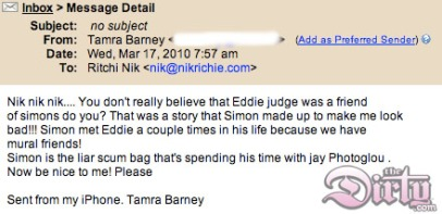 Tamra-Barney-Email